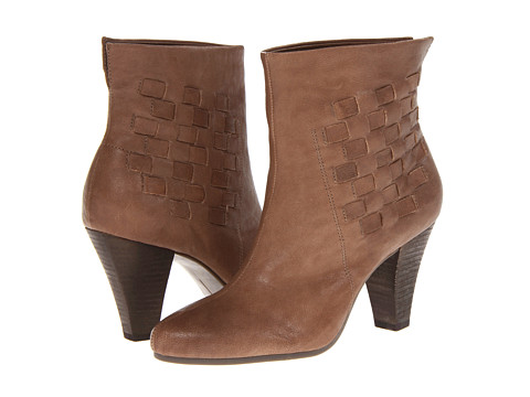 Nine West - Shambles (Grey Leather) Women's Pull-on Boots