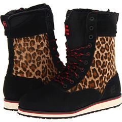 etnies Regiment W (Black Brown) Footwear