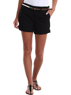 SALE! $21.99 - Save $46 on Sanctuary Liberty Roll Short (Black) Apparel - 67.66% OFF $68.00