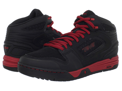 Teva - The Links Mid (Red) Men's Shoes