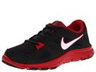 Nike Kids Flex Supreme TR 2 (Little Kid/Big Kid) (Black/Gym Red/Dark Grey/White)