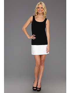SALE! $66.99 - Save $151 on Bailey 44 Horizon Dress (Black White) Apparel - 69.27% OFF $218.00