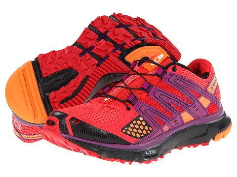 Salomon - XR Mission W (Papaya-B) Women's Shoes