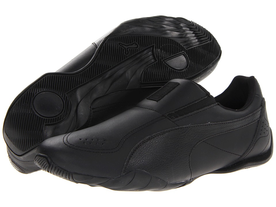969cc339dd8ff2 PUMA Redon Move Slip On MMA Mens Shoes (Black) on PopScreen