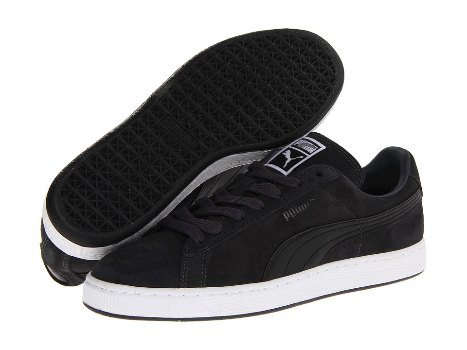 7a44208d999 UPC 887120732314 product image for PUMA Suede Classic (Dark Shadow Black 2)  Shoes ...