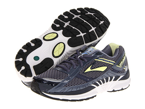 Brooks - Dyad 7 (Denim/Midnight/Citrus/White/Silver/Provence/Black) Women's Running Shoes