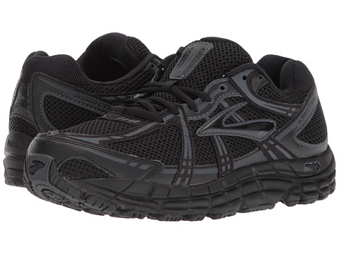 Brooks - Addiction 11 (Black/Anthracite Grey) Men's Running Shoes