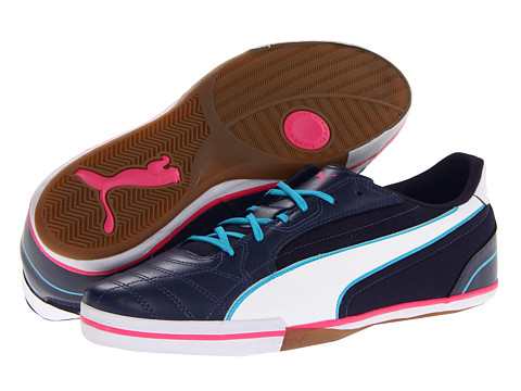 PUMA - Momentta Vulc Sala (Peacoat) Athletic Shoes