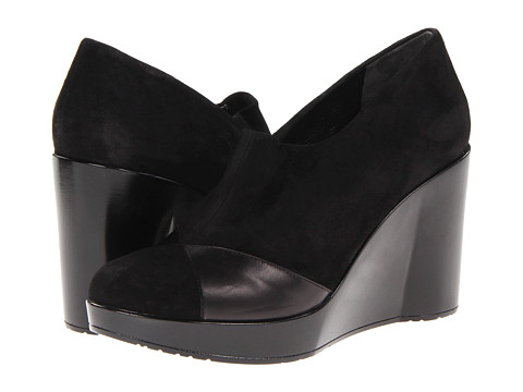 Robert Clergerie - Citar (Black Suede - 005) Women