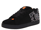 DC - Court Graffik SE (Orange/Black) - Footwear
