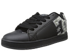 DC - Court Graffik SE (Black/Envy) - Footwear