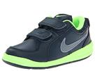 Nike Kids Pico 4 (Infant/Toddler) (Armory Navy/Flash Lime/Armory Slate)