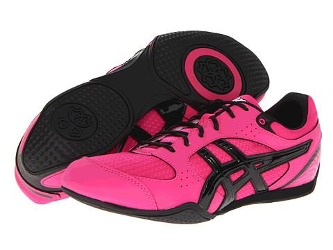 ASICS - Rhythmic 2 (Hot Pink/Black/White) Women's Cross Training Shoes