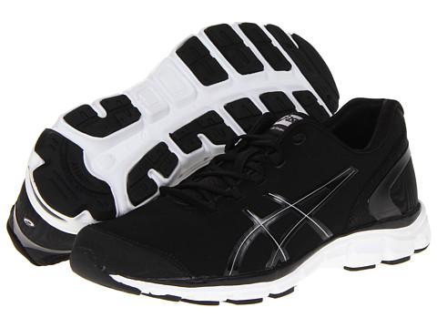 ASICS - GEL-Frequency 2 (Black/Black/Silver) Women's Cross Training Shoes