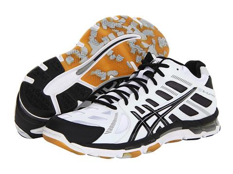 87bb697448 ... UPC 885681972446 product image for ASICS Gel-Volleycross Revolution MT  (White Black