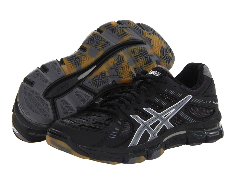 ASICS - GEL-Volleycross Revolution (Black/Gunmetal) Women