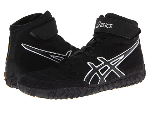 ASICS - Aggressor 2 (Black/Onyx/Silver) Men