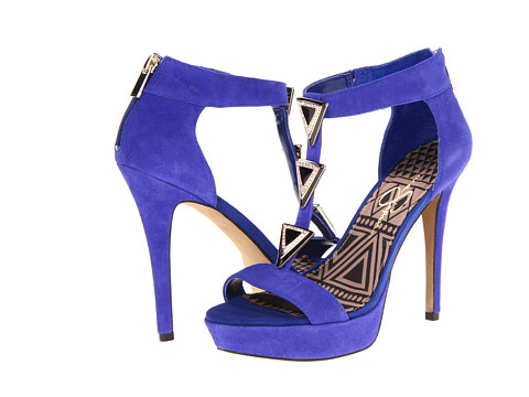Jessica Simpson - Briangle (Blue Violet Kid Suede) Women