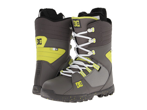 DC - Mutiny (Grey) Men's Snow Shoes