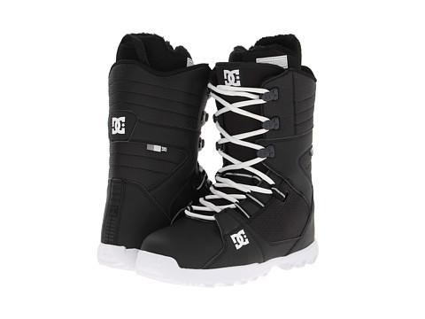 DC - Mutiny (Black) Men's Snow Shoes