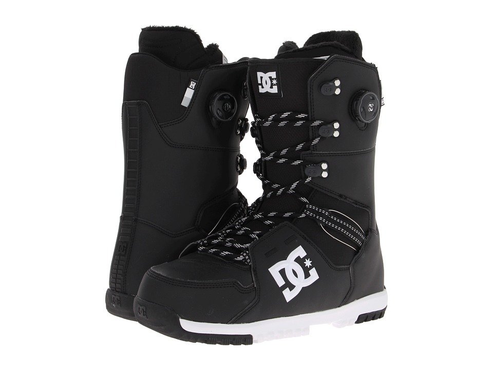 DC - Kush (Black) Men's Snow Shoes