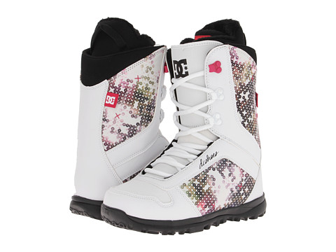 DC - Karma (White) Women's Snow Shoes