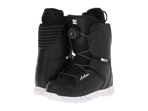 DC - Search (Black/White) Women's Snow Shoes