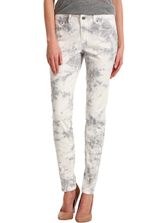 SALE! $34.99 - Save $49 on Jag Jeans Chloe Skinny Tie Dye Sanded Twill (Grey) Apparel - 58.35% OFF $84.00