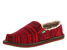 Sanuk Maka Chill (Red)