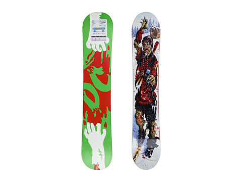 DC - Tone (Multi - 156) Snowboards Sports Equipment