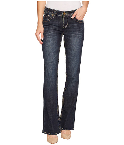 KUT from the Kloth - Natalie High-Rise Bootcut in Caree (Caree) Women's Jeans