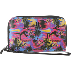 SALE! $19.99 - Save $15 on Hurley Clutch (Hot Red Tropics) Bags and Luggage - 42.89% OFF $35.00