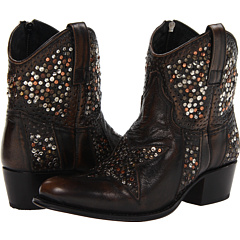 Frye Deborah Star Short (Smoke Brush Off) Footwear