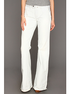 SALE! $99.99 - Save $98 on Diesel Flairlegg L.34 Wide Leg 889U (Off White) Apparel - 49.50% OFF $198.00