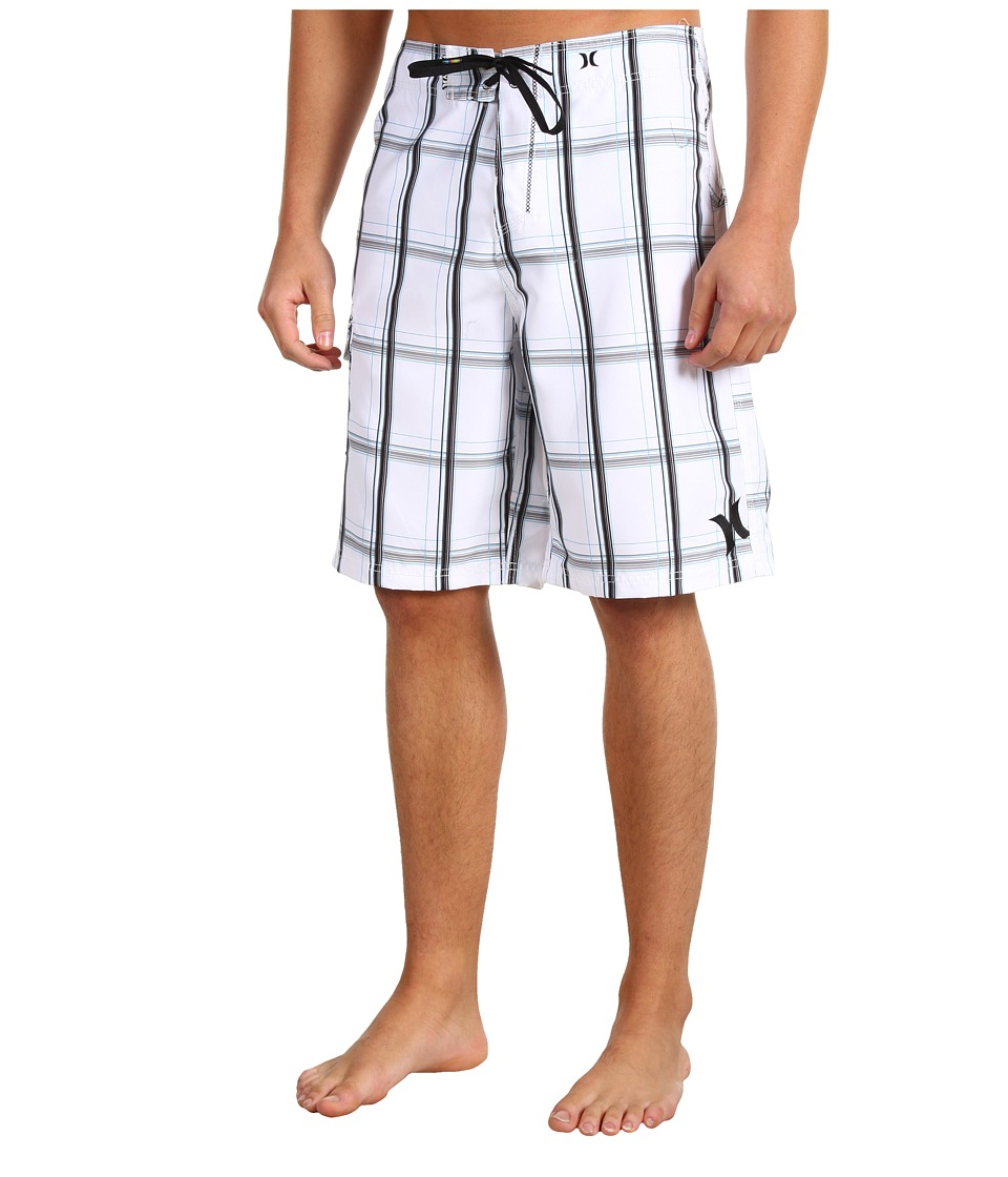 Hurley - Puerto Rico Boardshort (White) Men's Swimwear