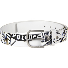 SALE! $11.99 - Save $13 on Volcom Reform Belt (White) Apparel - 52.04% OFF $25.00