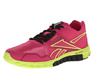 Reebok RealFlex Run 2.0EX (OS- Opitmal Pink/Neon Yellow/Gravel) Women's Running Shoes