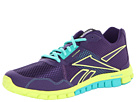 Reebok - RealFlex Run 2.0EX (OS- Rich Purple/Neon Yellow/Emerald Sea)
