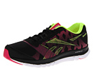 Reebok - Reebok SubLite Duo Chase (Black/Candy Pink/Neon Yellow/White)