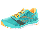 Reebok - Reebok SubLite Duo Chase (Emerald Sea/Teal Gem/Neon Orange/White)