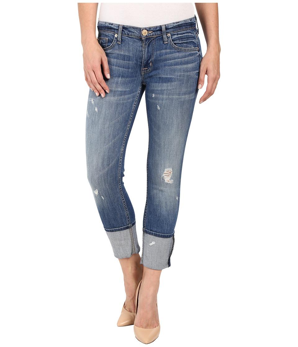 Hudson Muse Crop w/ 5 Cuff in Indie (Indie) Women's Jeans
