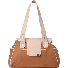 SALE! $29.99 - Save $22 on Volcom Gotta Run Handbag (Brown) Bags and Luggage - 42.33% OFF $52.00