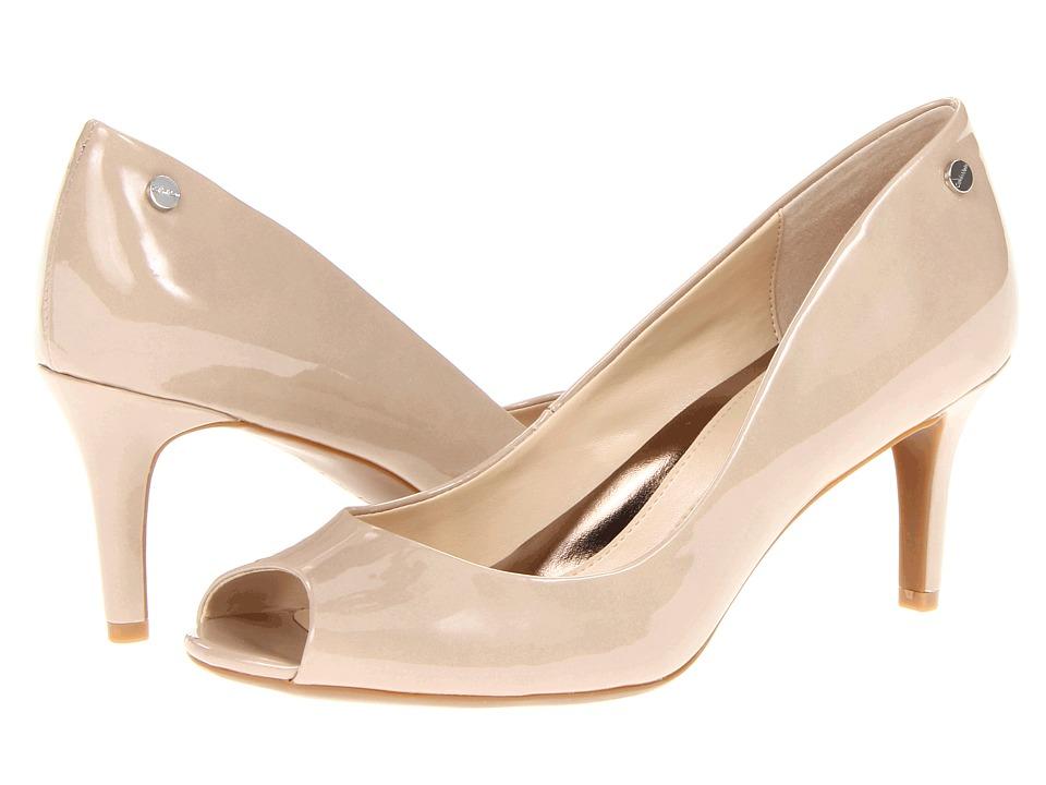 Calvin Klein - Kasia (Adobe Patent) High Heels