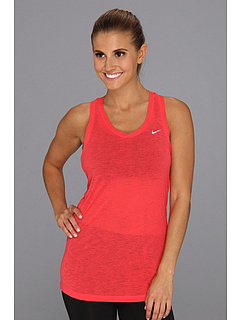 SALE! $16.99 - Save $15 on Nike Nike Breeze Tank (Fusion Red Reflective Silver) Apparel - 46.91% OFF $32.00
