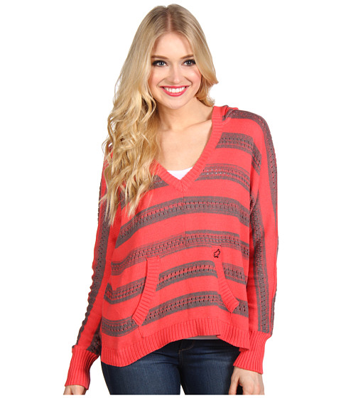 Fox - Trouble Shoot Sweater (Melon) Women