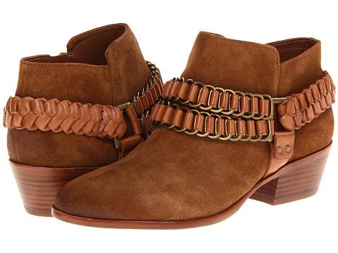Sam Edelman Posey (Whiskey) Women's Dress Boots