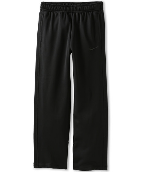 Nike Kids - KO 2.0 Fleece Pant (Little Kids/Big Kids) (Black/Matte Silver) Boy