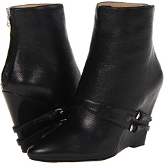 Elizabeth and James Reily (Black Leather) Footwear