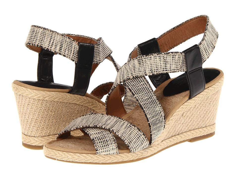 Lucky Brand Keane Womens Wedge Shoes (Beige)