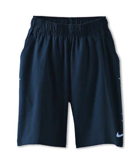 Nike Kids - Contemporary Athlete Short (Little Kids/Big Kids) (Armory Navy/Light Armory Blue/Light Armory Blue) Boy